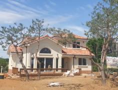강화 길상면 30평 고급 목조주택